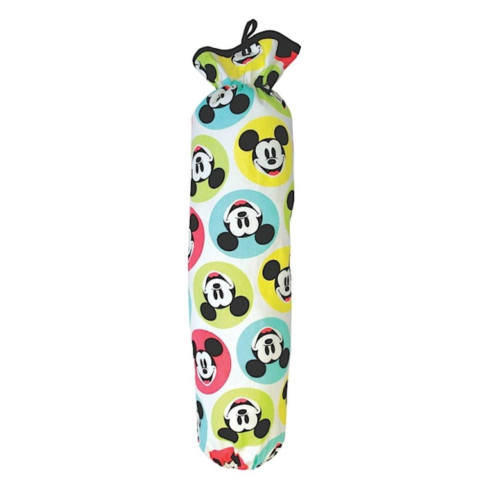 Mickey Mouse Spotty Carrier Bag Holder