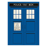 Doctor Who Tardis Fridge Magnet