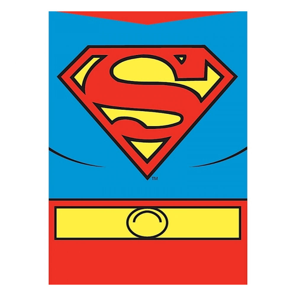 Superman Costume Fridge Magnet
