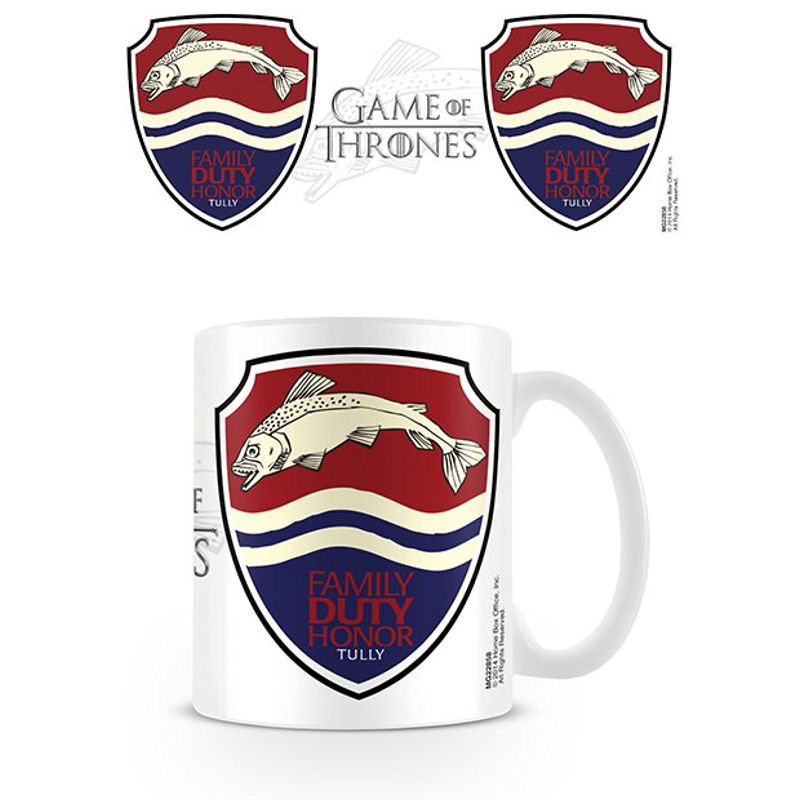 Game Of Thones House Tully Mug
