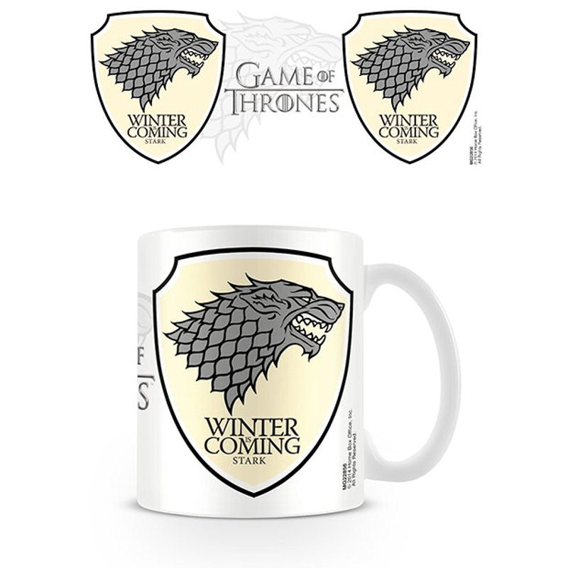Game Of Thones House Stark Mug