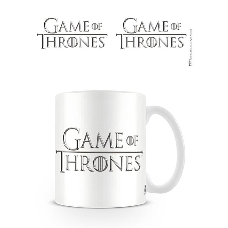Game Of Thones Logo Mug