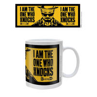 "Breaking Bad ""I Am The One Who Knocks"" Mug Thumbnail 1"