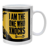 "Breaking Bad ""I Am The One Who Knocks"" Mug Thumbnail 2"