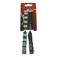 Harry Potter Slytherin Pack of 2 Festival Wristbands