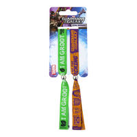 Guardians Of The Galaxy Pack of 2 Festival Wristbands Thumbnail 1