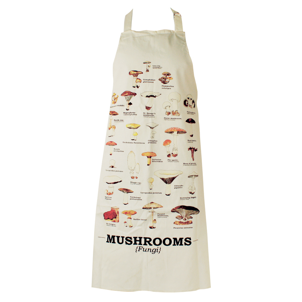 Ecologie Mushrooms Apron