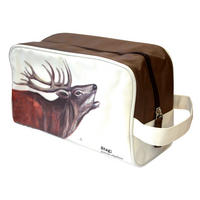 Ecologie Wild Animals (Stag) Wash Bag Thumbnail 1