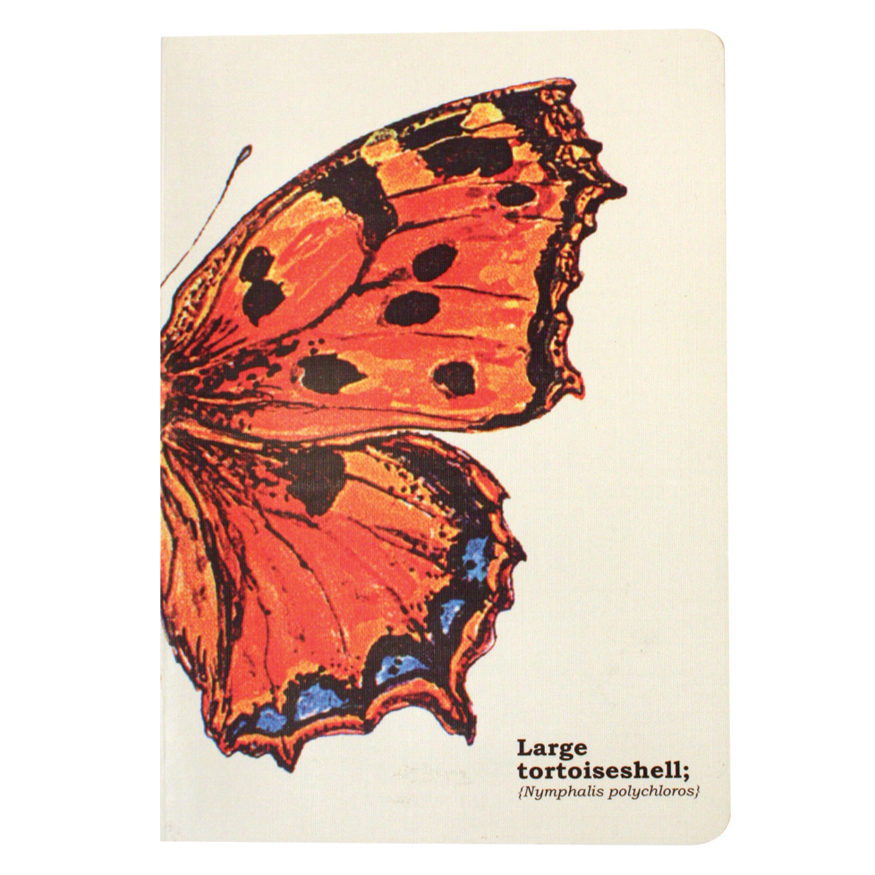 Ecologies A5 Butterfies Journal/Notebook
