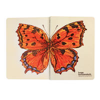 Ecologies A5 Butterfies Journal/Notebook Thumbnail 2