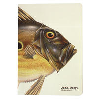 Ecologies A5 John Dory Fish Journal/Notebook Thumbnail 1