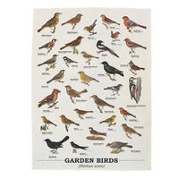 Ecologie Garden Birds Tea Towel