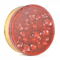 Strawberry Cheesecake Round Storage Tin Thumbnail 1