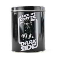 Star Wars Dark Side Coffee Tin Canister
