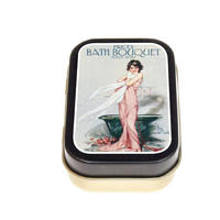 Prices Bath Bouquet Toilet Soap Keepsake / Pill Tin