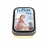 Typhoo Tea The Family Favourite Keepsake / Pill Tin