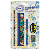 DC Comic Covers Stationery Set Thumbnail 1