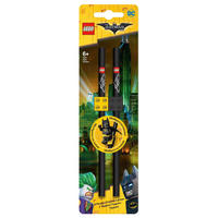 Set of 2 Lego Batman HB Pencils
