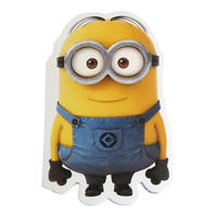 Die Cut Dave A6 Minions Notebook