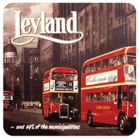 Leyland Buses Single Coaster