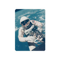 NASA Astronaut Fridge Magnet