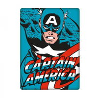 Captain America Rectangular Magnet