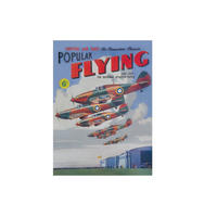 Popular Flying Magazine Fridge Magnet
