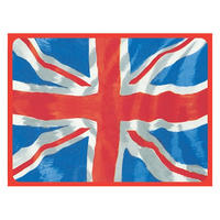 Union Jack Fridge Magnet Thumbnail 1