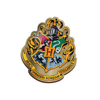 Harry Potter Hogwarts Crest Pin Badge Thumbnail 1