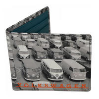 VW Camper Van Car Park Boxed Wallet