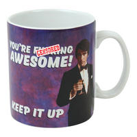 You're F****** Awesome! Keep It Up Boxed Mug