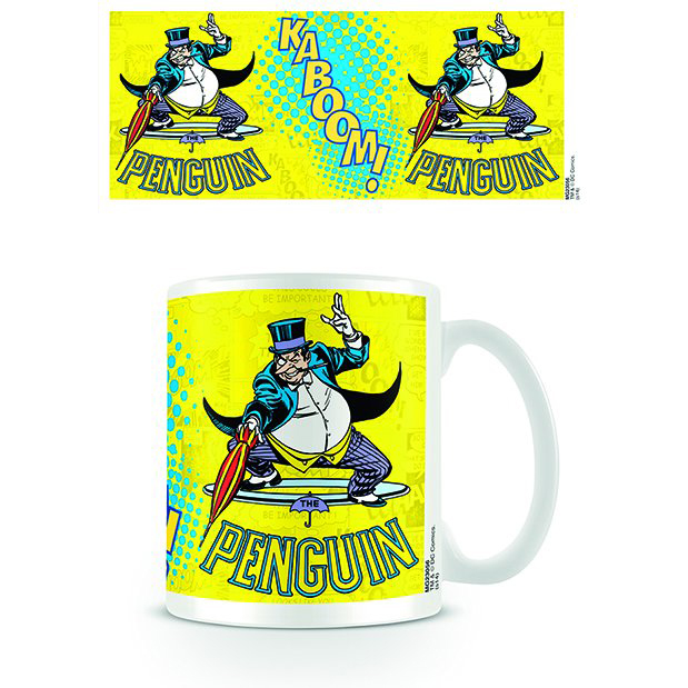DC Comics Originals The Penguin Mug