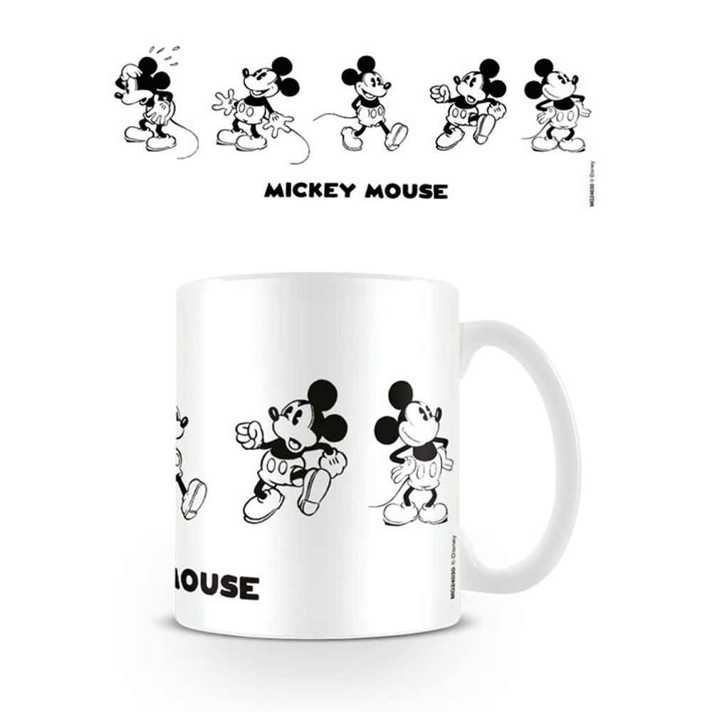 Mickey Mouse Vintage Design Mug