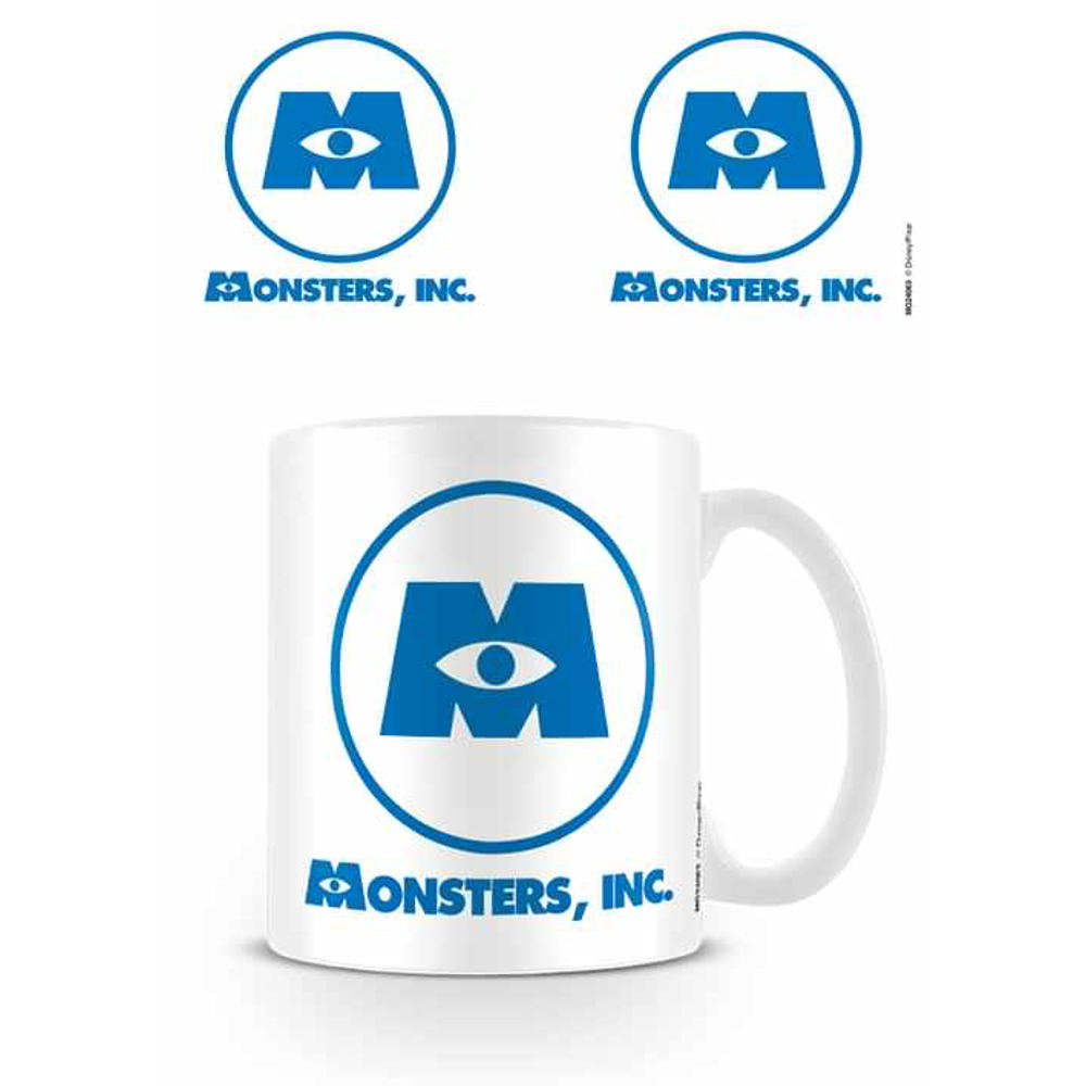 Monsters Inc Logo Mug