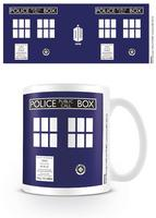 Doctor Who Tardis Mug Thumbnail 1