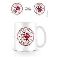 Game Of Thrones Mother Of Dragons Targaryen Mug Thumbnail 1
