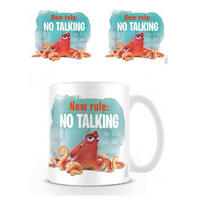 Finding Dory New Rule No Talking Mug Thumbnail 1