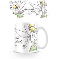"Tinkerbell ""Sprinkle A Little Magic"" Mug"