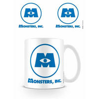 Monsters Inc Logo Mug Thumbnail 1