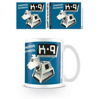 Doctor Who K-9 Mug Thumbnail 1