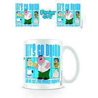 Family Guy Let's Go Drink Mug Thumbnail 1