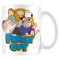 Family Guy Group Shot Mug Thumbnail 2