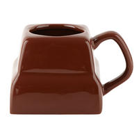 Chocolate Chunk Shaped Mug