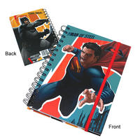 Batman Vs. Superman Choose A Side A5 Hardback Notebook