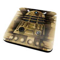 Doctor Who Dalek Coaster Thumbnail 1
