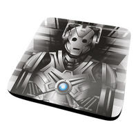 Doctor Who Cyberman Coaster Thumbnail 1