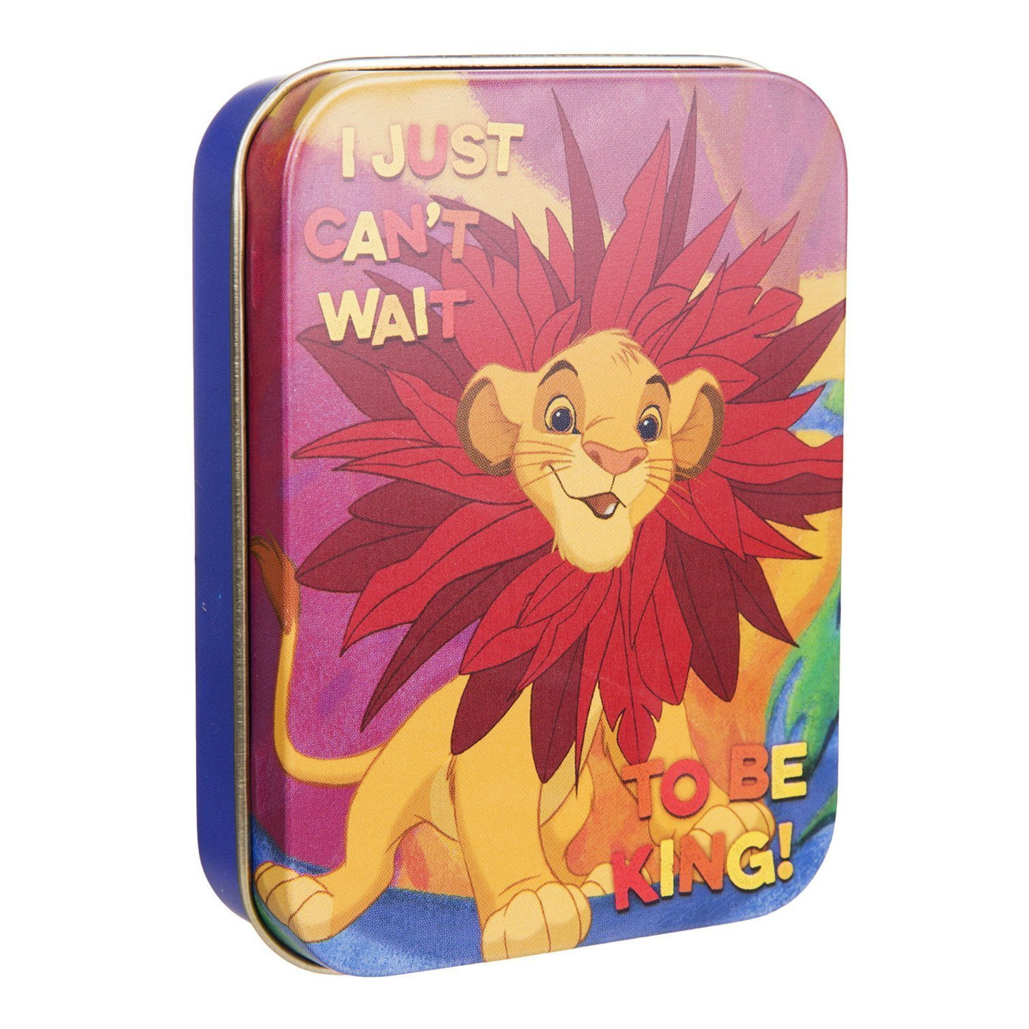 The Lion King Collectors Tin