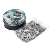 NASA Astronaut Jigsaw Puzzle In A Tin (150 Pieces)