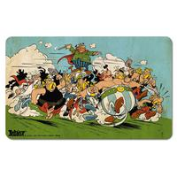 Asterix & Obelix Attack Breakfast Cutting Board Thumbnail 1