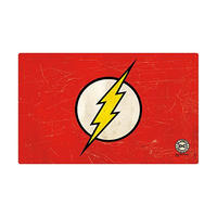 The Flash Logo Breakfast Cutting Board